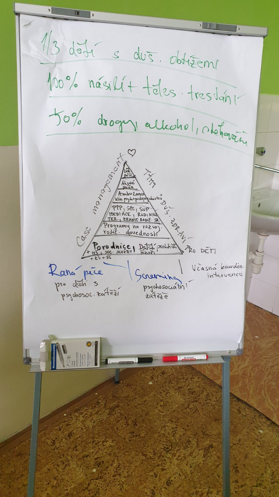 ČOSIV helps Czech schools to introduce a three-tiered behavior support