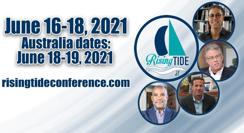 Rising Tide 2021: mezinárodní konference o podpoře dětí, které prošly traumatickými zkušenostmi