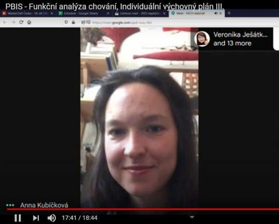 Funkční analýza chování a individuální výchovný plán